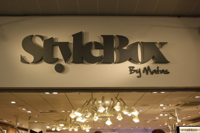 Model-event hos StyleBox by Matas