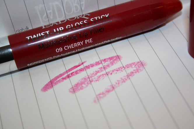 IsaDora Twist Up Gloss Stick Cherry Pie