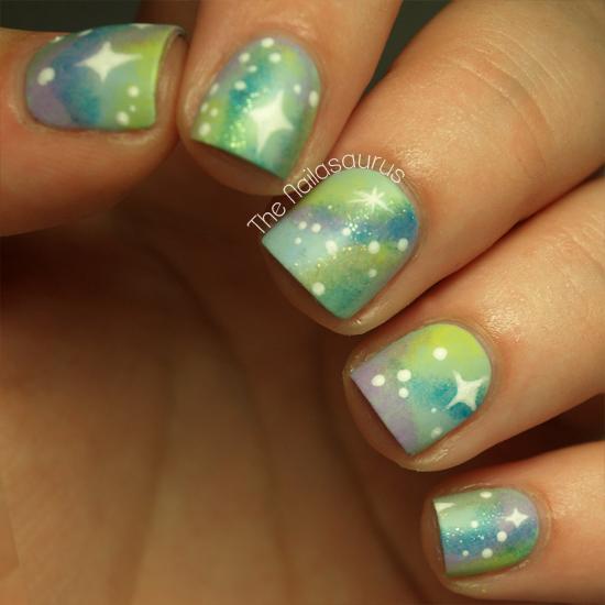Pastel Galaxy Matte
