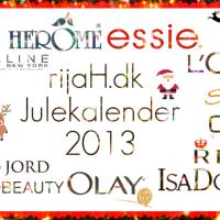 Julekalender 12. december: Vind lækker Herôme neglepleje & neglelak