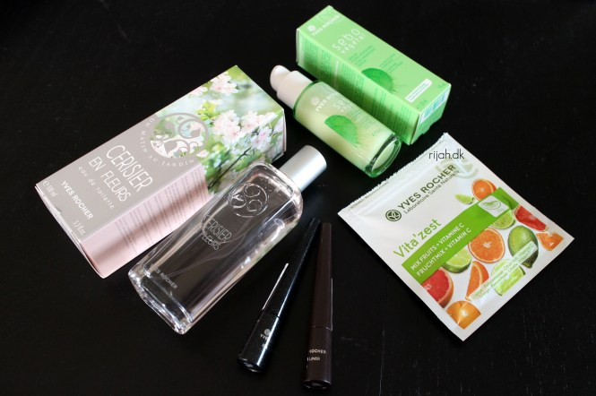 Yves Rocher Blog Review - Spring Feelings