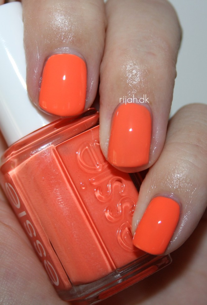 Essie Serial Shopper Essie Neon Collection 2014