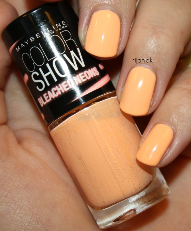 Maybelline SunFlare Maybelline Bleached Neons