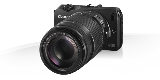 Canon EOS M anmeldelse
