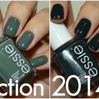 Essie Fall Collection 2014 - Dress to kilt