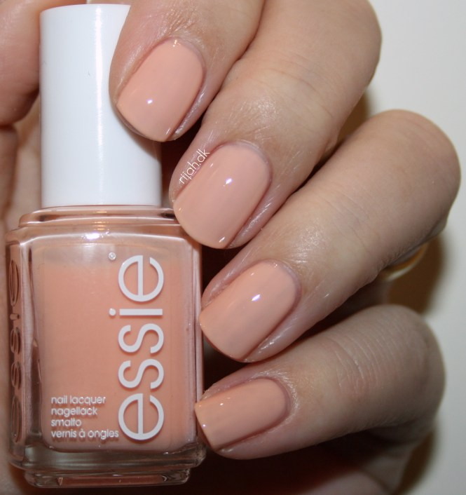 Essie Back in the limo Essie Winter Collection 2014