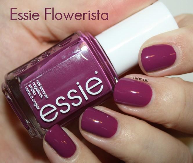 Essie Flowerista