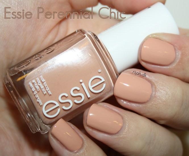 Essie Perennial Chic