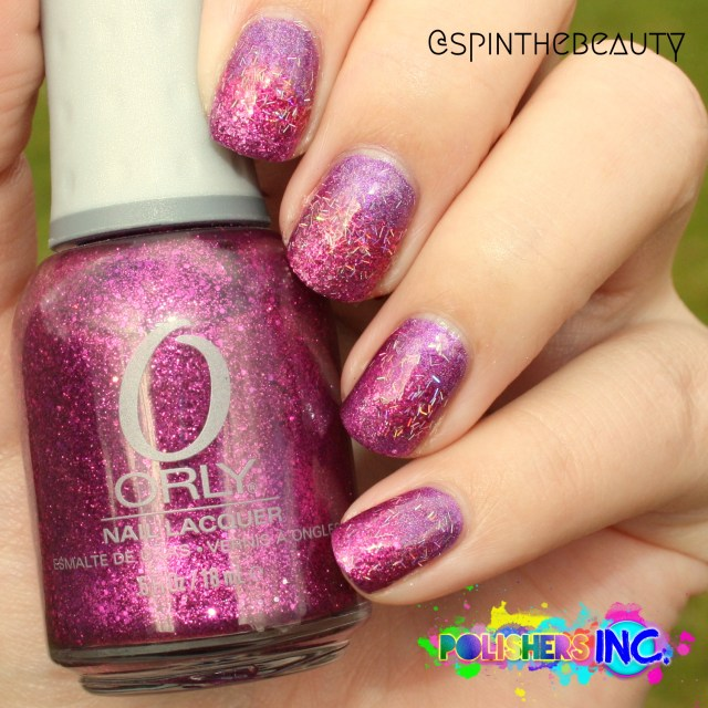 Polishers Inc - Glitter gradient
