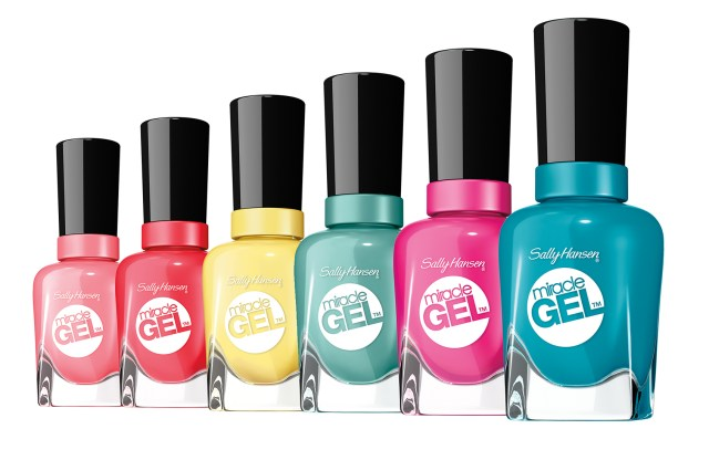 Sally Hansen Miracle Gel PoolsideCollection