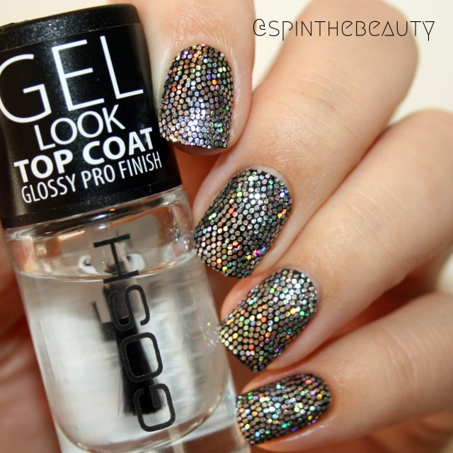 31DC2015 Metallic Nails