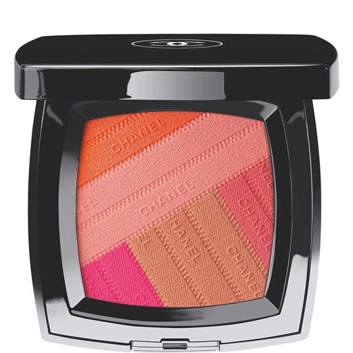 Chanel Sunkiss Ribbon Blush Chanel L.A. Sunrise Spring 2016 Collection