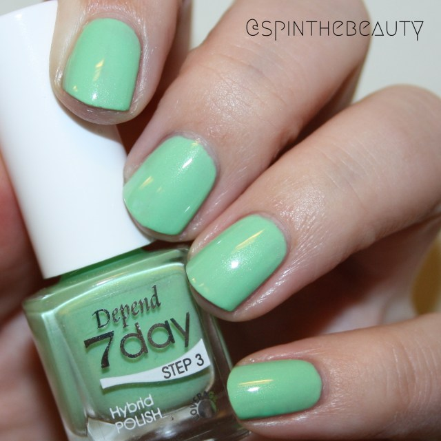 Depend 7083 Treehouse Haven Depend Spring 2016 7day & O2 swatches