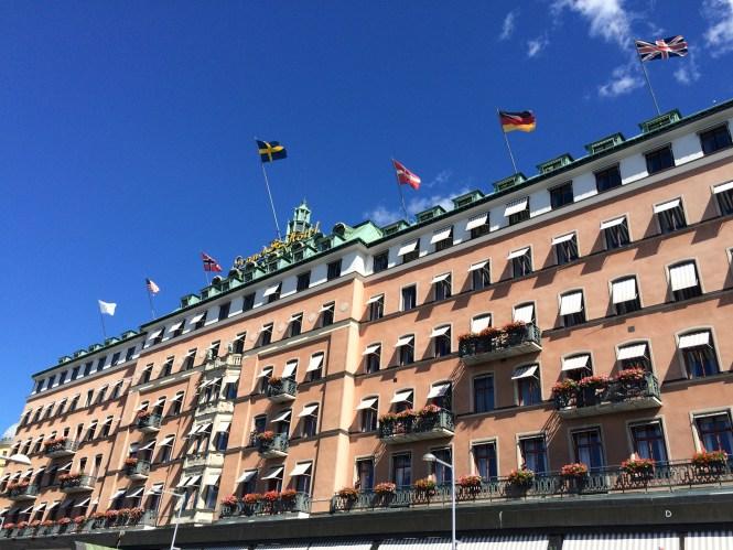 Grandhotel Ferie i Stockholm
