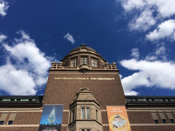 Naturhistoriska Riksmuseet Ferie i Stockholm