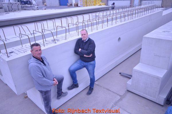Prefab betonelementen Holcon