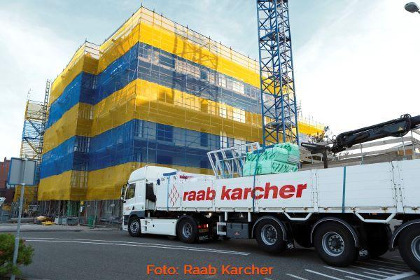 Raab Karcher – logistiek op maat