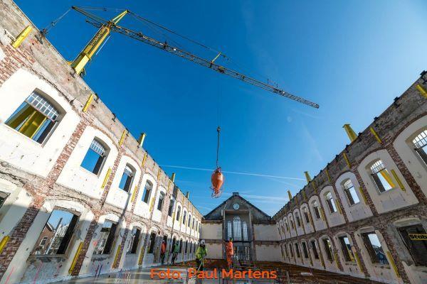 Transformatie en renovatie Huis van Bewaring Rotterdam