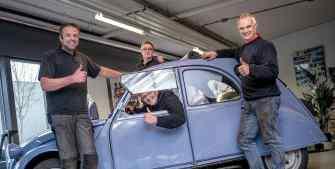 Sterkste Schakel genomineerde: Garage Johan Oldenhage