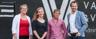 Sterkste Schakel genomineerde: Valentijn & Volwater