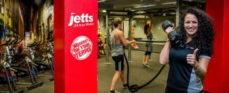 Sterkste Schakel genomineerde: Fitnesscenter Jetts