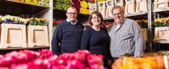 Sterkste Schakel genomineerde: Aanhane Bloemenexport