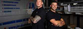 Sterkste Schakel genomineerde: J.M. Garage- en Bedrijfsdeuren