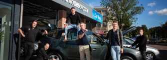 Sterkste Schakel genomineerde: Autocentrum Voorschoten