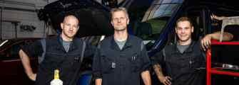 Sterkste Schakel genomineerde: Autoservice Gijs van Dam