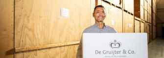 Sterkste Schakel genomineerde: Koninklijke De Gruijter & Co