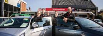 Sterkste Schakel genomineerde: Auto Romviel