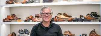 Sterkste Schakel genomineerde: Aad van den Berg Modeschoenen