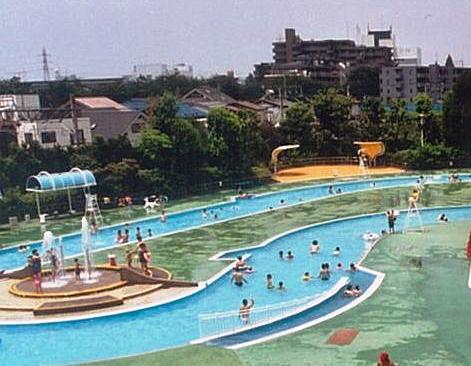 小平市東部公園プール