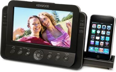 KENWOODのAS-iP70
