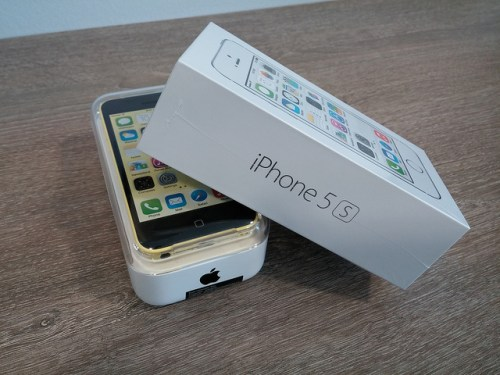iphone 5s-box