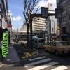 吉祥寺駅前交差点は右折禁止に注意