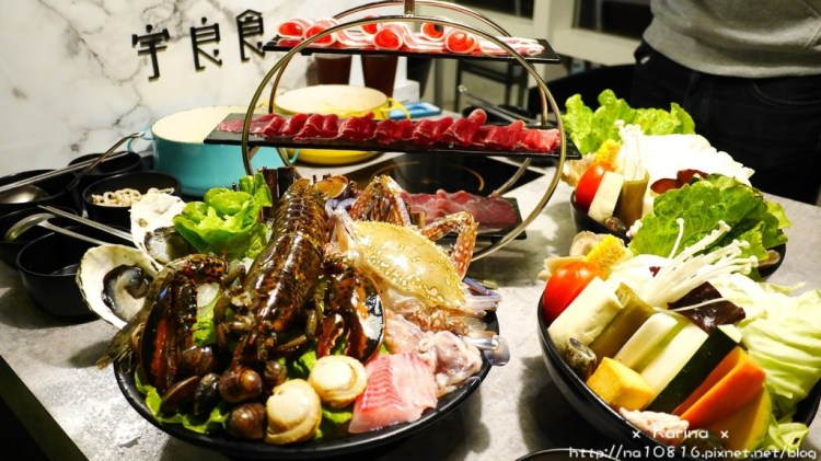 【台中*食記】宇良食 三訪 ✦ 叻沙湯底太美味x豪華雙人餐