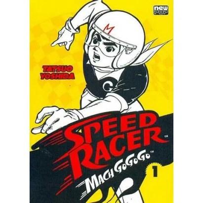 Resultado de imagem para speed racer manga