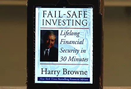Försättsbild till artikeln: Fail-safe investing av Harry Browne - Urpsrunget till RikaTillsammans-portföljen och 17 regler för sparande