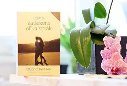 Försättsbild till artikeln: Upptäck kärlekens olika språk - Boken som gett mig mest rikedom i förhållande till min fru
