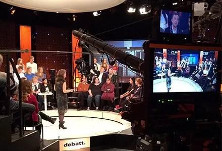 Försättsbild till artikeln: Jag ska vara med (och göra bort mig?) i SVT Debatt på torsdag - Diskussion av bostadsbubblans vara och icke-vara i Debatt på torsdag kl. 2200 i SVT1