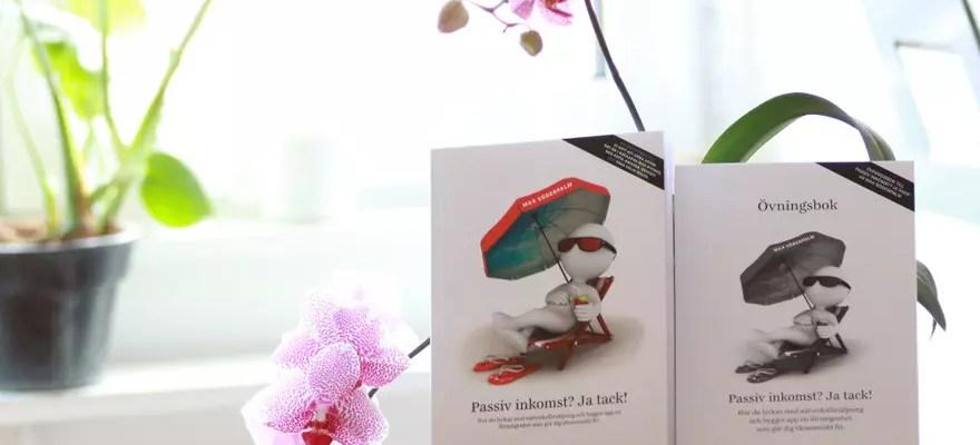 Försättsbild till artikeln: Recension: Passiv inkomst? Ja, tack! - En recension på Max Söderpalms nya bok om nätverksförsäljning (MLM)