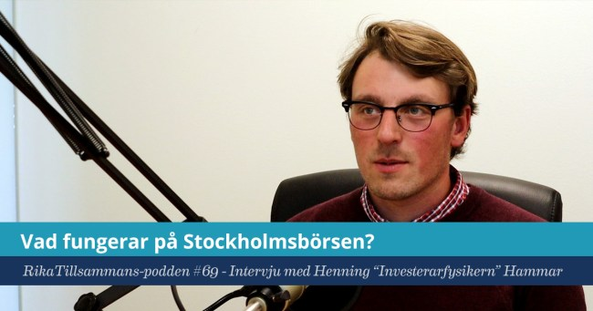 Henning Investerarfysikern Hammar