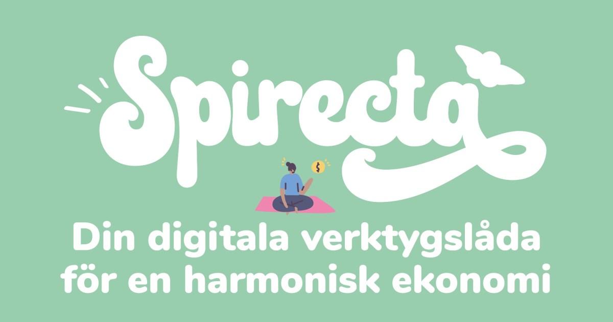 Försättsbild till artikeln: Tink stänger ner – Spirecta ersätter? - Spirecta - din digitala verktygslåda för en harmonisk ekonomi