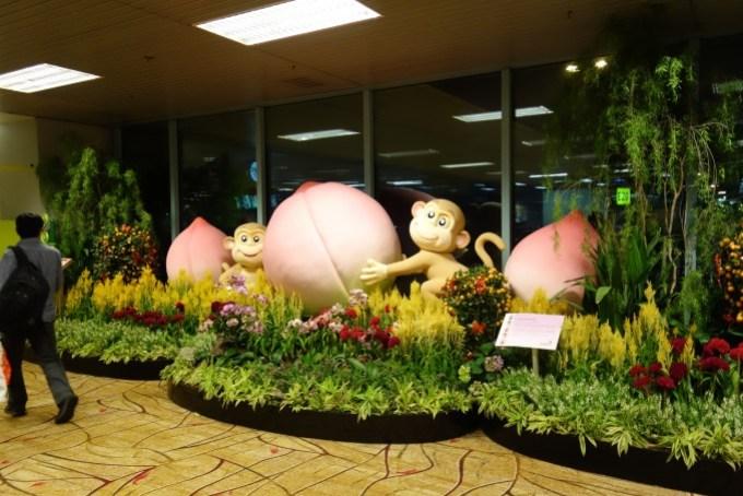 シンガポール 春節