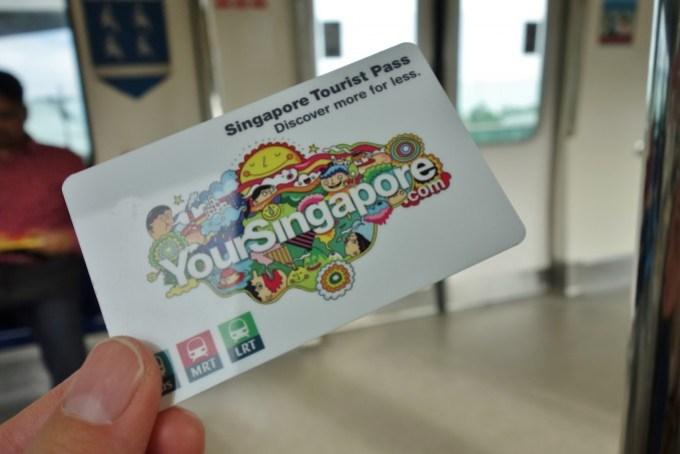 シンガポールツーリストパス