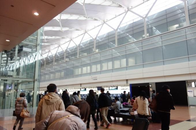 羽田空港 HND