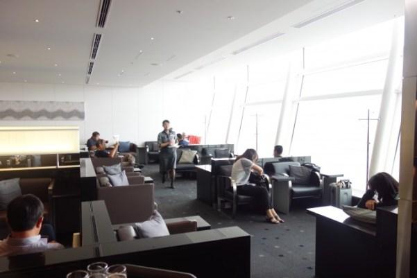 ana lounge 羽田空港国際線ターミナル