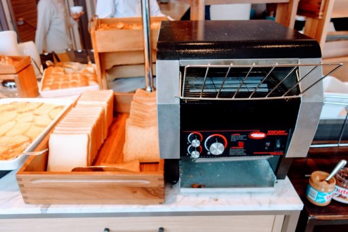 トースト&トースター