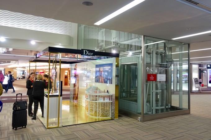 成田第2ターミナル本館